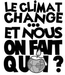 G&eacute;n&eacute;ralit&eacute;s sur le changement climatique