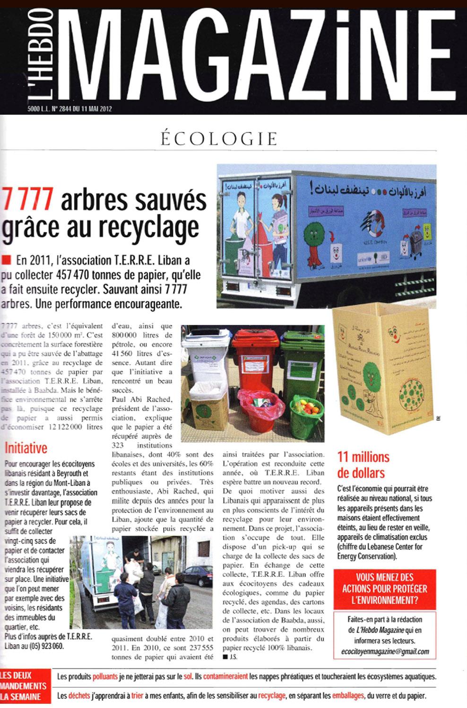 Hebdo Magazine